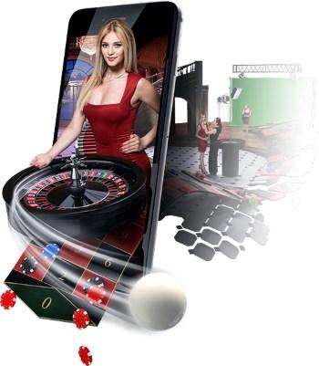 Spela livespel på mobilen